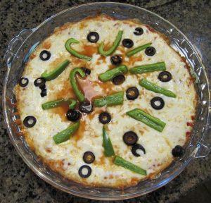 بيتزا المايونيز بالصور