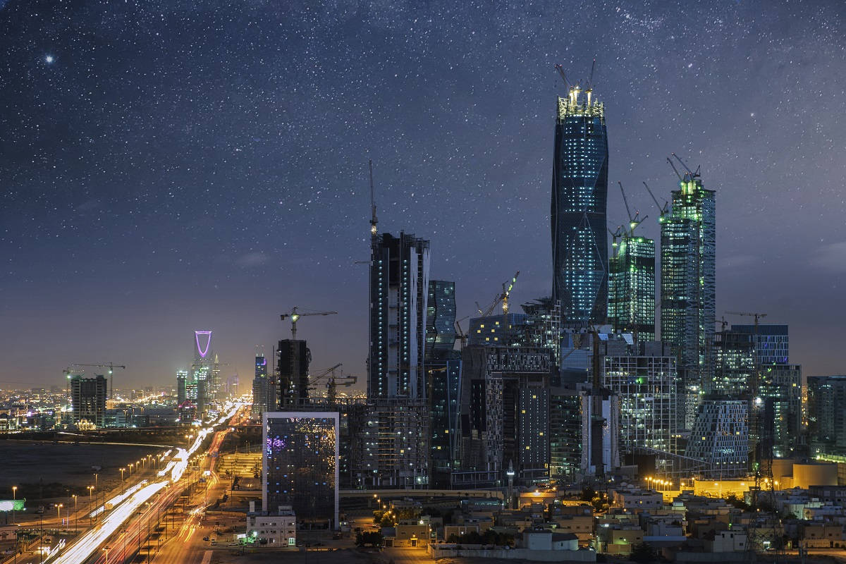 أبراج الرياض القادمة 2020