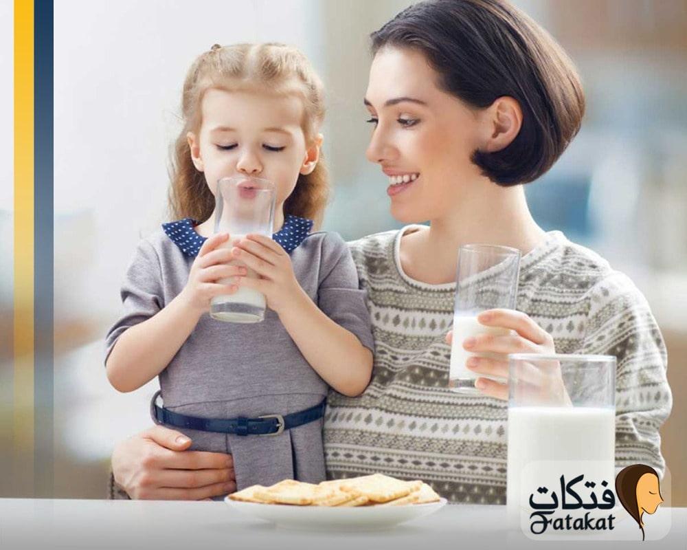 أسباب و أعراض حساسية الحليب