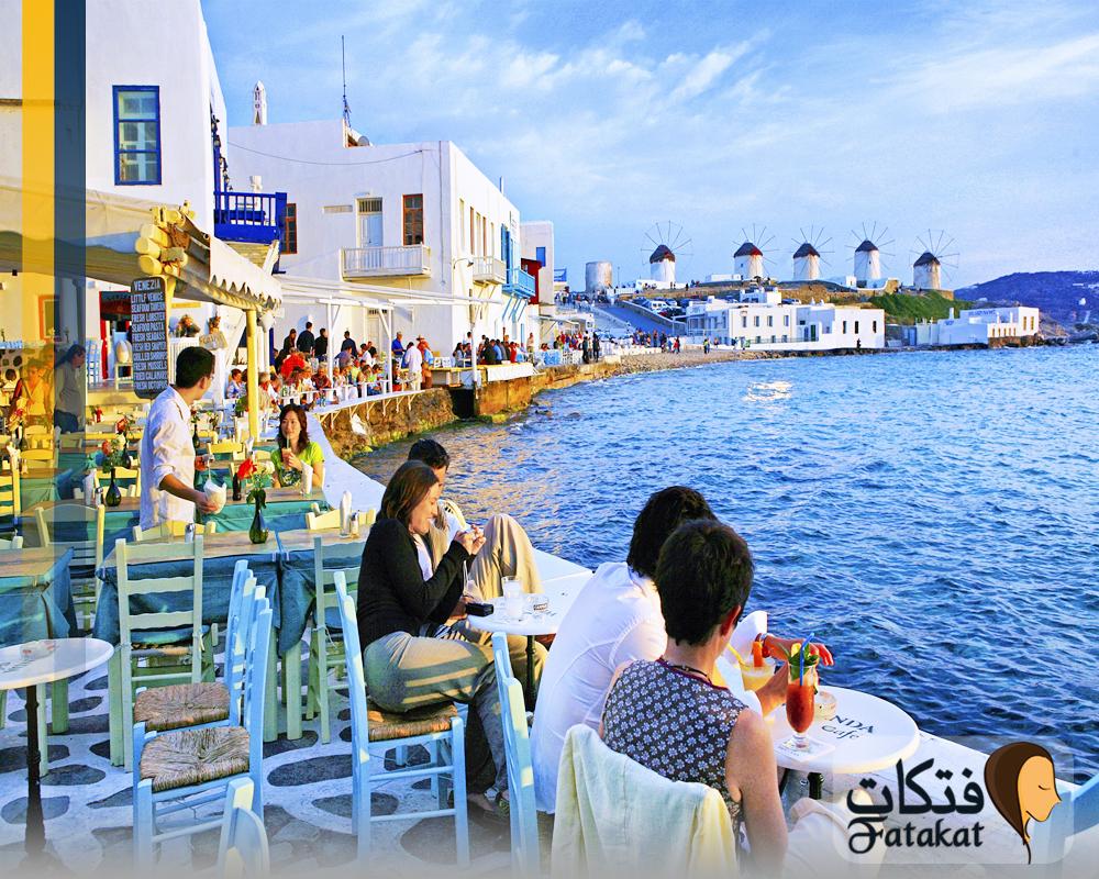 دليل السياحة في جزيرة ميكونوس