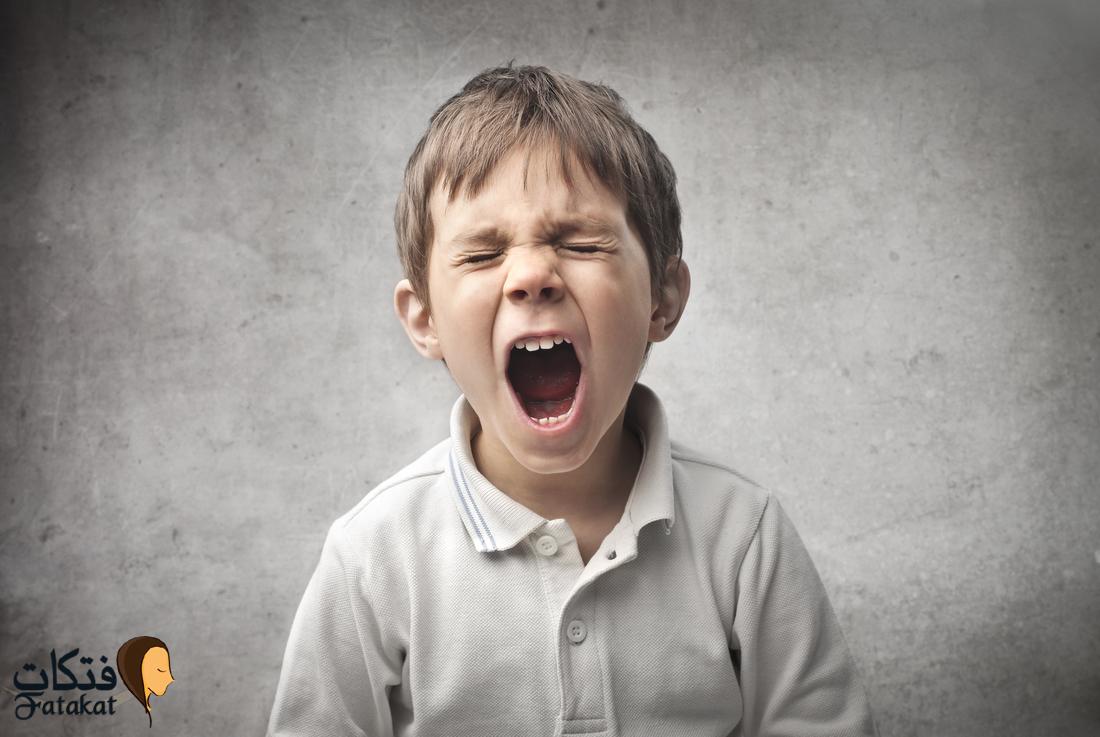 العصبية عند الاطفال و طرق التعامل معها