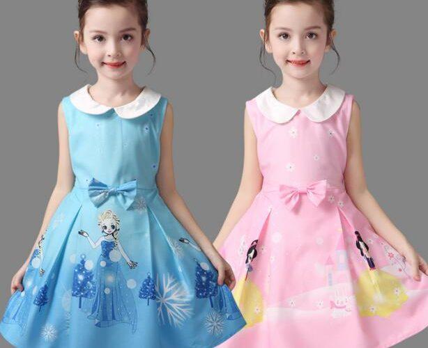 ملابس صيفية للاطفال 2018