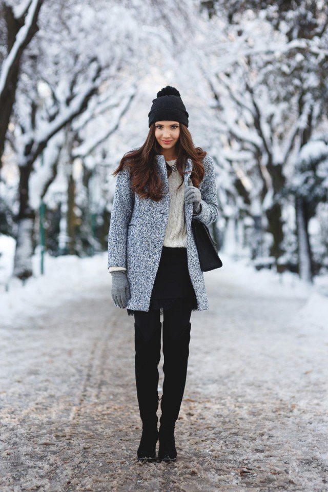 Outstanding-Fall-Winter-Outfits-2016-2017-Black-Beanies-Toe-Trend-2
