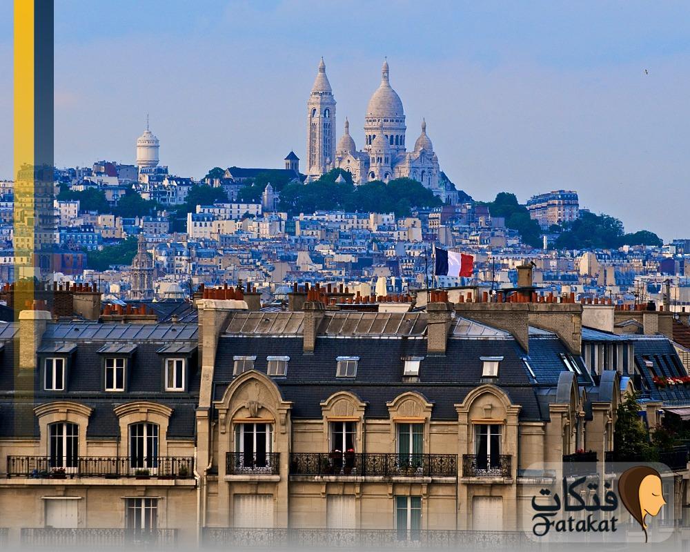 دليل السياحة في باريس