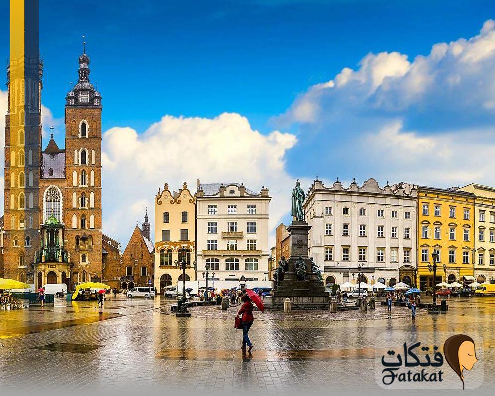 دليل السياحة في بولندا
