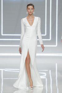 Robe-de-mariee-2017رفساتين زفاف فرنسية منتدي فتكات عرب