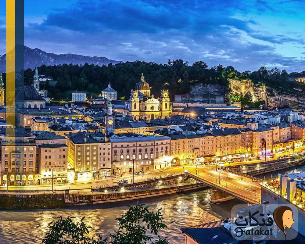 دليل السياحة في سالزبورغ