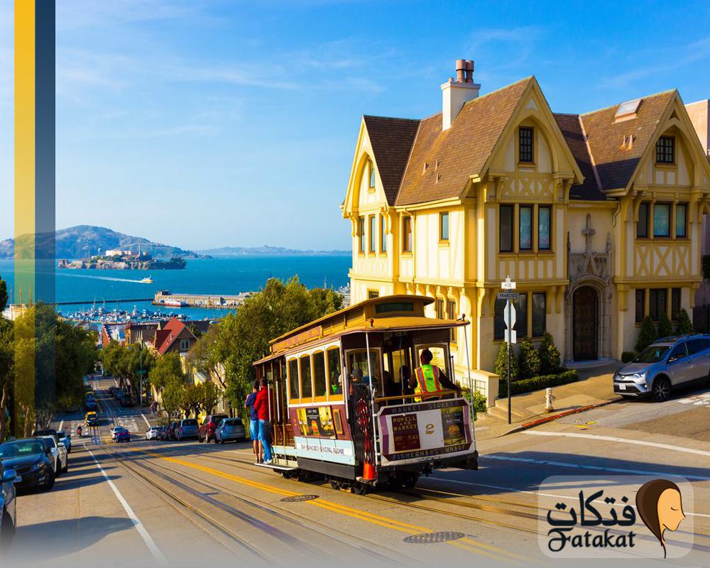 دليل السياحة في سان فرانسيسكو