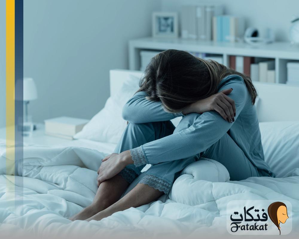 علامات الاكتئاب عند المرأة وأسباب هذا الاكتئاب وعلاجه