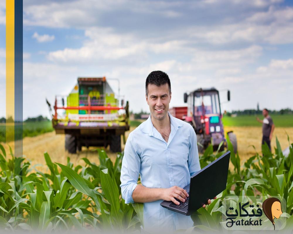 دراسة تخصص الهندسة الزراعية