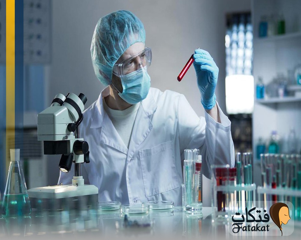 دراسة تخصص علم الأحياء
