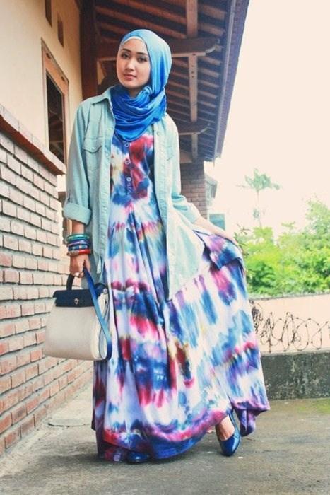 اخر صيحات حجابات ربيعية Summer-Hijab-Stylesw