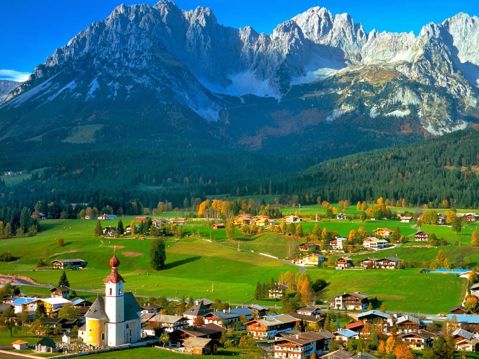 الطقس في النمسا