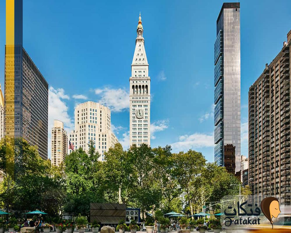 افضل 7 من فنادق نيويورك