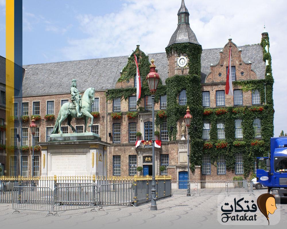 ابرز المعالم السياحية في دوسلدورف