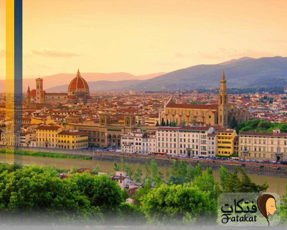 دليلك السياحي عن فلورنسا