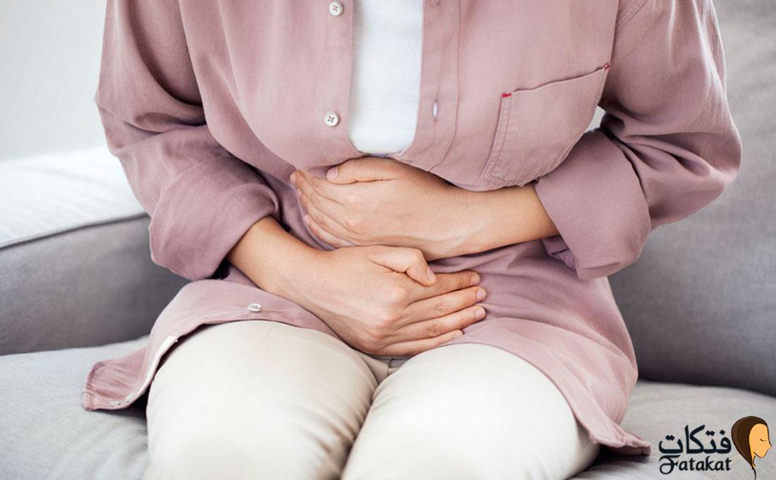 علاج احتباس الغازات في البطن