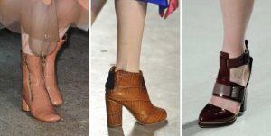 احذية شتوية للنساء 2016