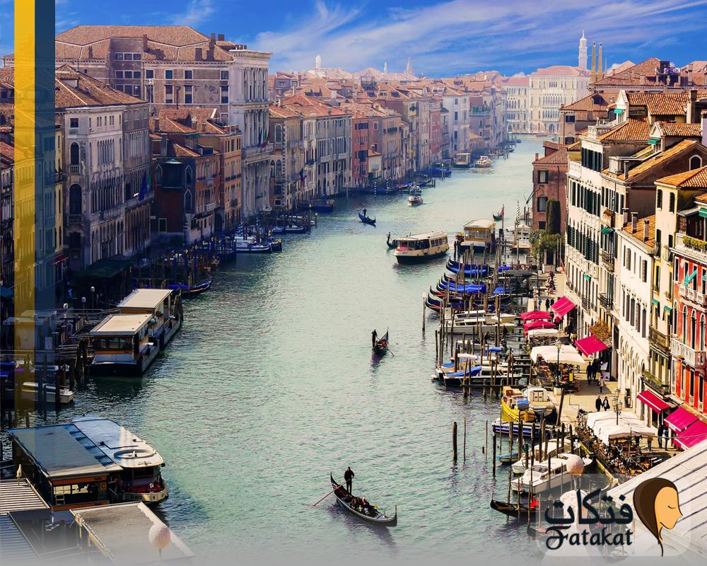دليل السياحة في فينيسيا