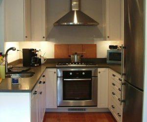 أفكار للمطبخ الضيق بالصور