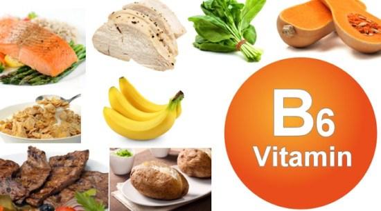 ما هي أعراض نقص الفيتامين ب6