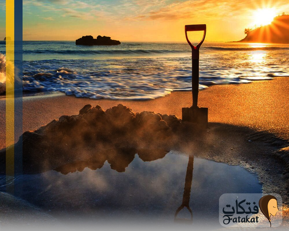 اغرب الشواطئ في العالم