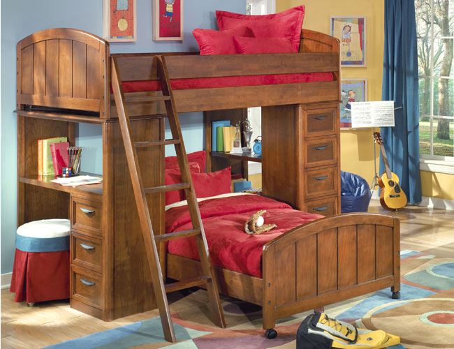 attractive-bunk-beds-certainly-are-a-seriously-well-liked-add-on-used-for-kids-photos-of-on-ideas-2017-kids-bedroom-bunk-beds