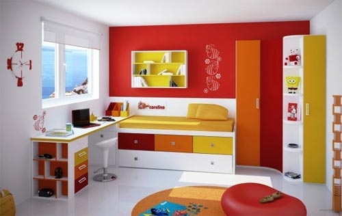 Bedroom Designs For Kids Children Inspiring Exemplary Children S Childrens Bedroom Design Ideas Childrens Bedroom Design Ideas - Bedroom Ideas