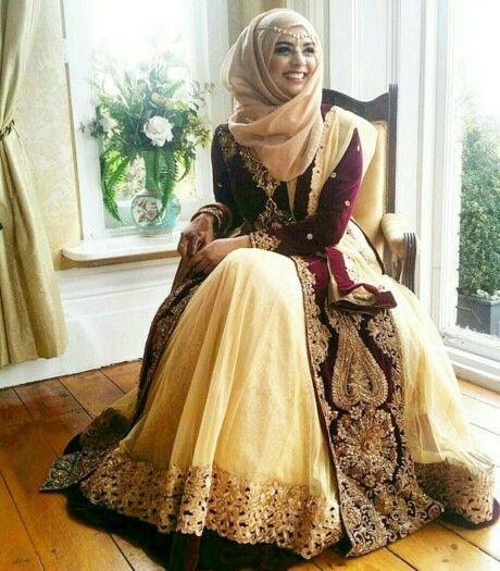 fashion dress hijab 2017