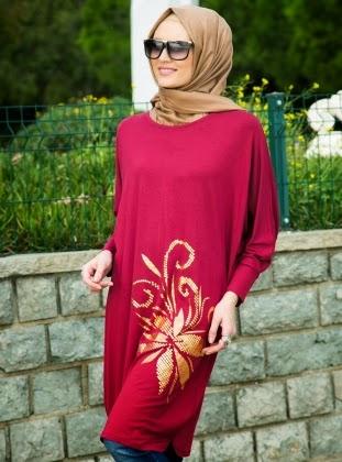 اخر صيحات حجابات ربيعية bilgilerburada_refka