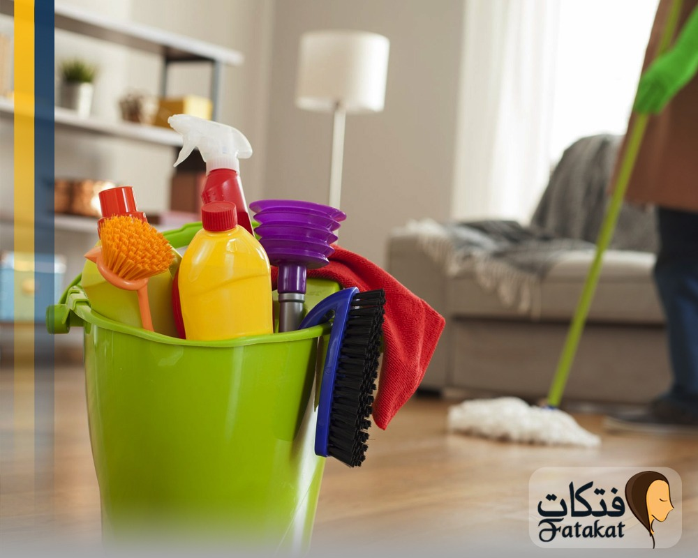 نصائح للحفاظ على نظافة المنزل وترتيبه