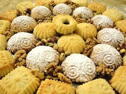 حلويات العيد بالصور من العراق