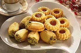 حلويات العيد السورية