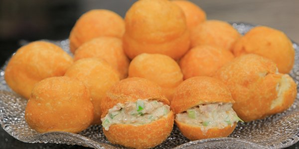 How to make fried pancakes