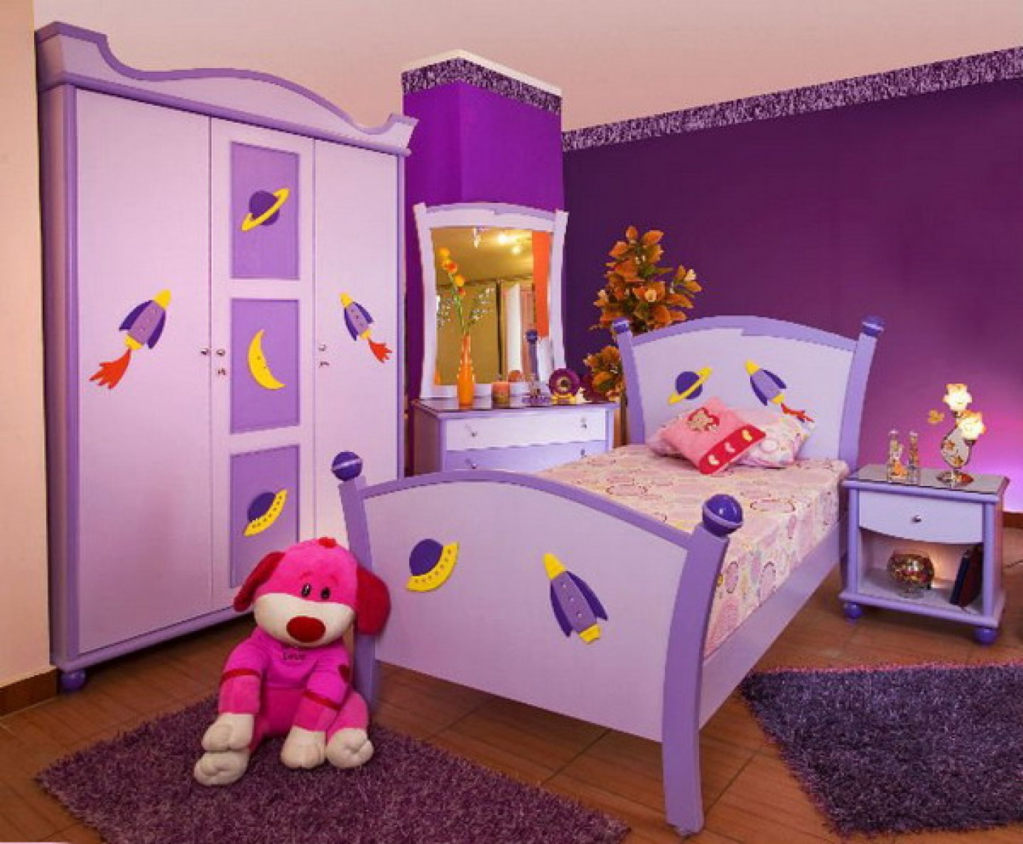 Bedrooms for kids 2017 for New bed decoration