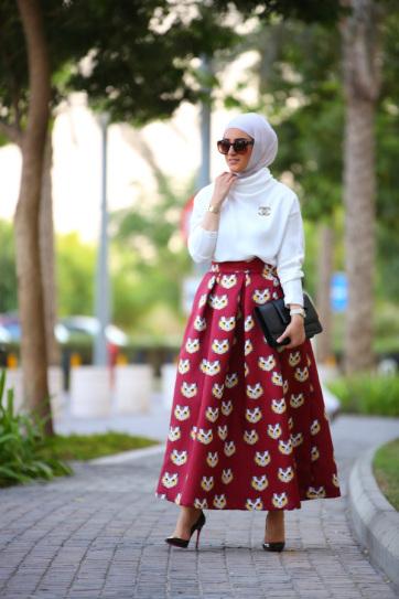 ملابس العيد للبنات المراهقات