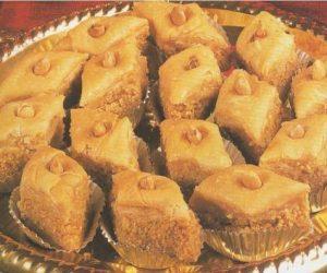 حلويات سعودية قديمة