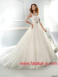 fatakat-a.com-فساتين -زفاف-تهبل15-2017