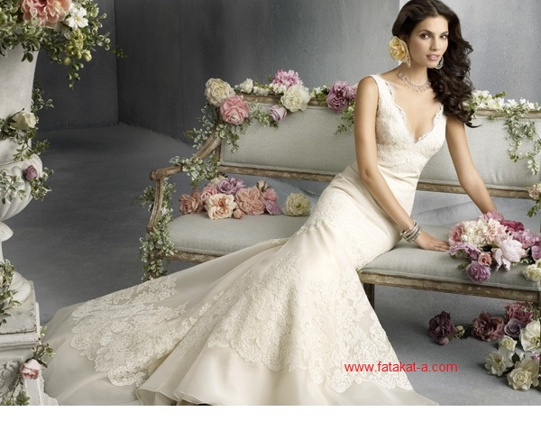 fatakat-a.com-فساتين -زفاف-تهبل18-2017