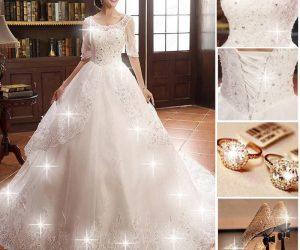 fatakat-a.com-فساتين -زفاف-تهبل19-2017