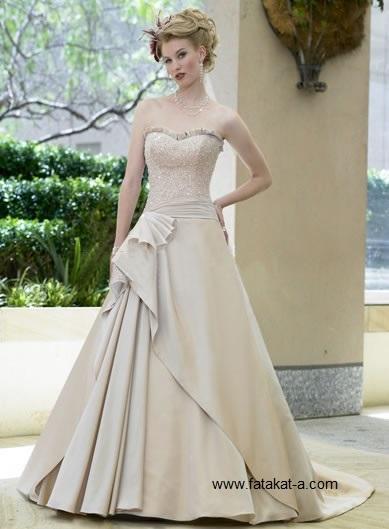 fatakat-a.com-فساتين -زفاف-تهبل2-2017