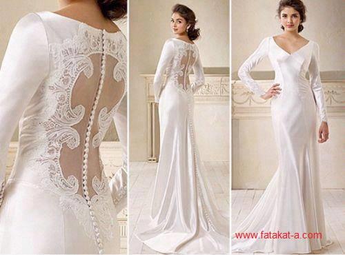 fatakat-a.com-فساتين -زفاف-تهبل21-2017