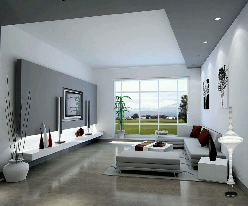 fatakat-a.com- Modern –décor- of- the- living- roomsrooms