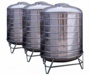 تنظيف خزانات المياه بالكلور