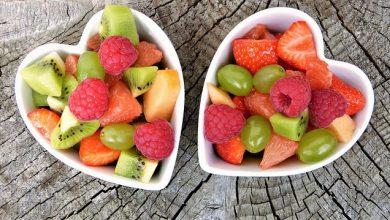 افكار لتقطيع الفواكه