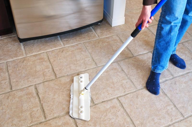 تنظيف سيراميك الحمام شديد الاتساخ