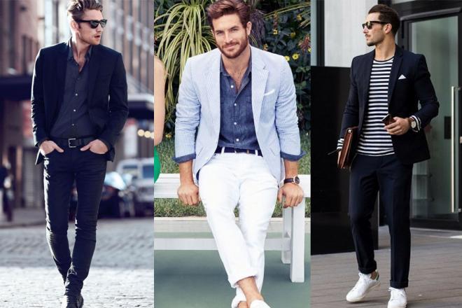 أجدد ألوان موضة ملابس الرجال 2020