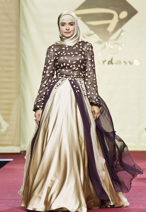 hijab-evening-dresses-Evening dresses veiledمنتدي فتكات عرب