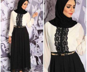 موديلات حجابات تركية