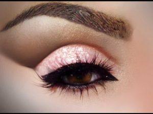 مكياج عيون لبناني للعرائس